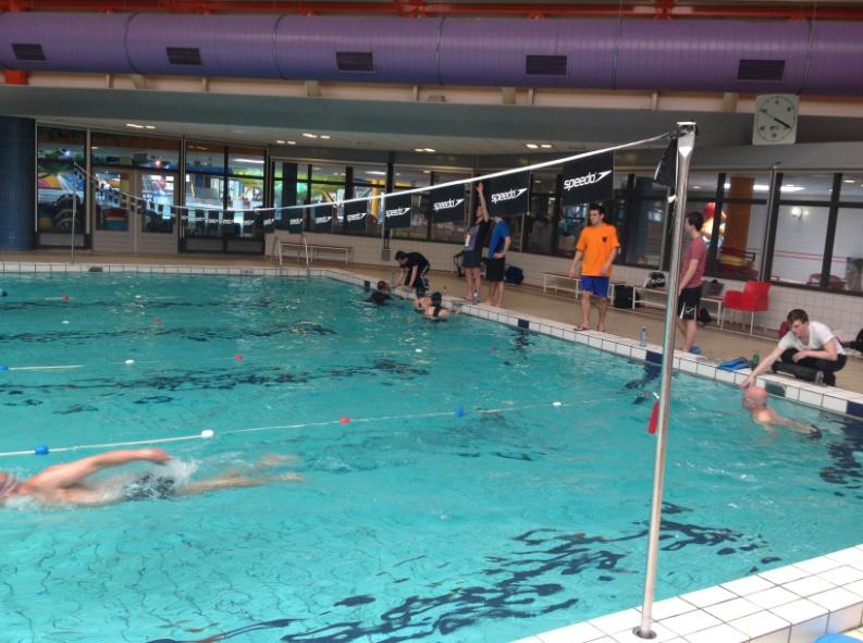 PSV Zwemmen, Tongelreep